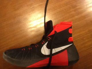 Botas de baloncesto Nike