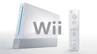Wii con varios juegos