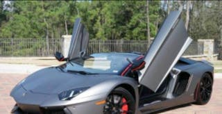 Lamborghini Aventador 2013