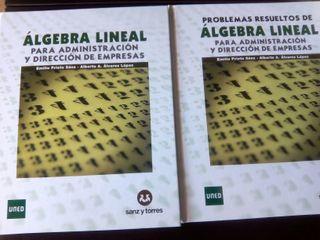 algebra lineal uned