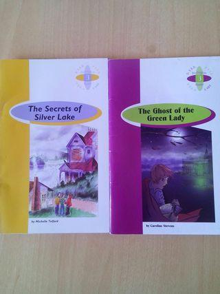 Libro lectura Ingles