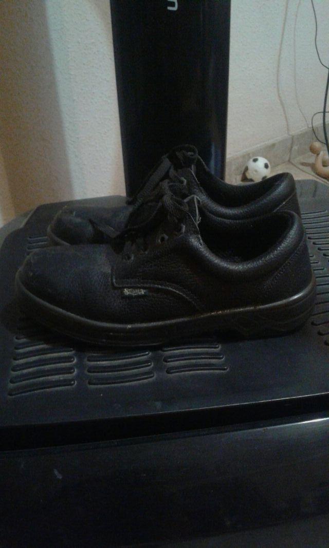 Botas se seguridad