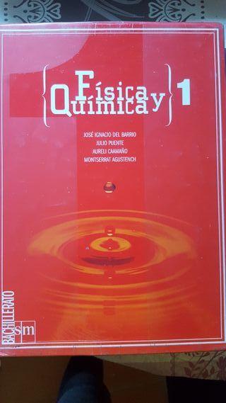libro fisica y quimica 1 bachillerato