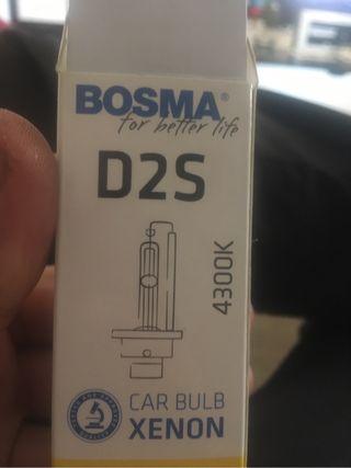 Bombilla xenon D2S