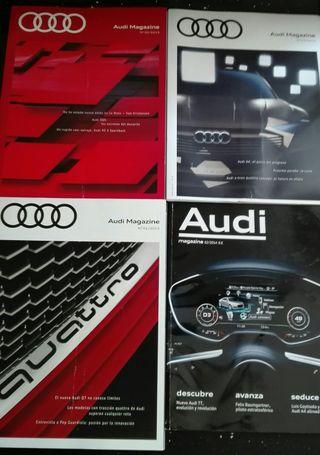 Revistas AUDI