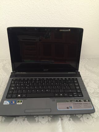 Portatil Acer Aspire 4736ZG