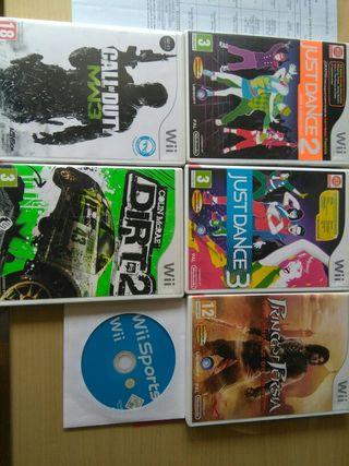 Juegos Wii De Segunda Mano En Ponferrada En Wallapop