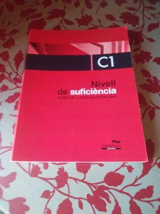 Libro NIVEL C de Catalán