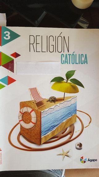Religion Catolica Libro 3 Eso