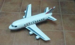 avion de playmovil