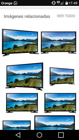 Samsumg Tv Smart 4500 32