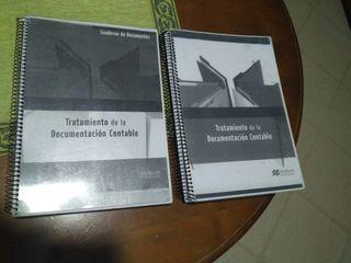 Libro + cuadernillo de Contabilidad