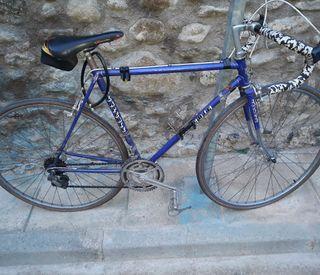 Bicicleta R. Lapebie clasica