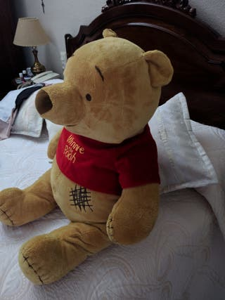 peluche gigante de winnie the pooh