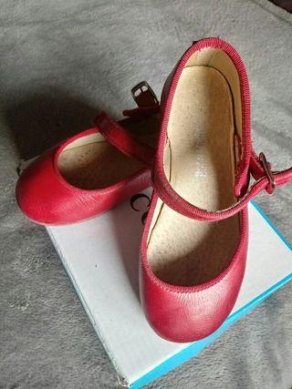 zapatos rojo 26 (16, 5)