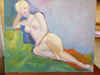 Cuadro desnudo femenino