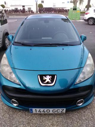 oportunidad Peugeot 207 2008 79000 km