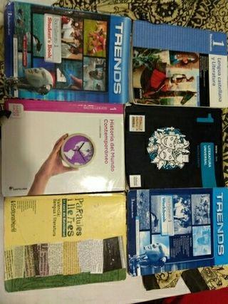 libro literatura 1bach