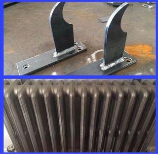 soportes del radiador