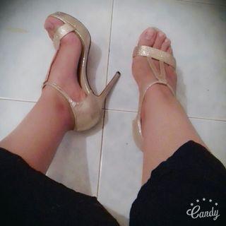 sandalia de fiesta