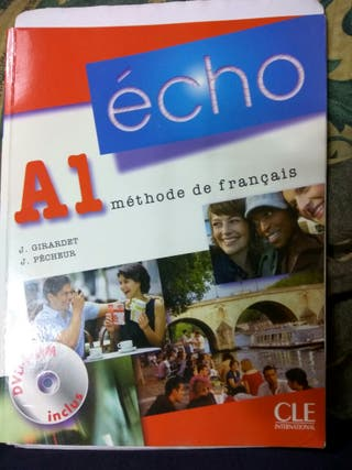 Libro francés A1 editorial ècho