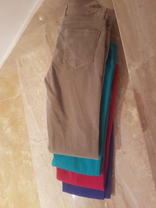 Pantalones niña
