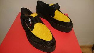 Zapatos NUEVOS 43 buggies boogies rockabilly
