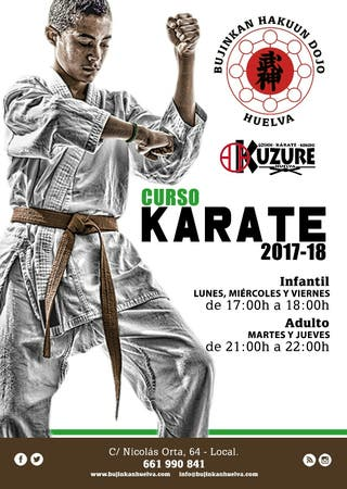 Clases Karate Adulto