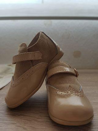 zapato niño 21
