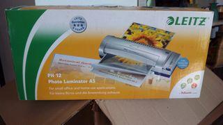 plastificadora de papel