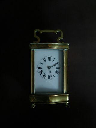 Reloj de carruaje.