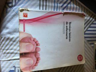 Libro tecnicas de enfermeria
