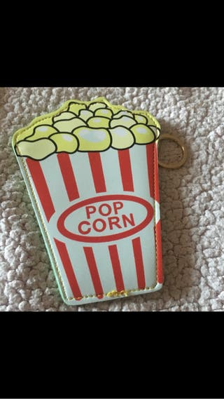 Monedero pop corn