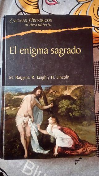libro el enigma sagrado