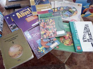 Libros 4 de la eso