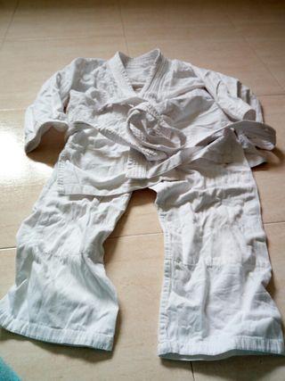 traje judo