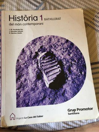 Libro de historia dr bachiller