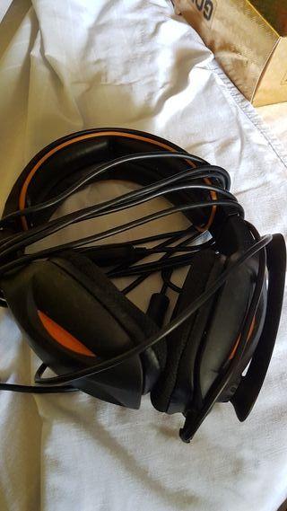 auriculares usb 7.1
