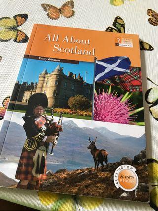 """Libro """"All About Scotland"""""""