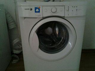Lavadora fagor 7 kg. Carga