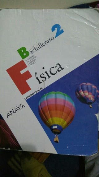 libro de fisica 2 bachiller