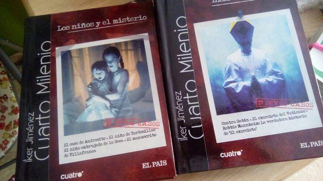 Libros Cuarto Milenio de segunda mano por 5 € en Priego de Córdoba ...