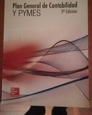 Libro Plan General de Contabilidad y Pymes