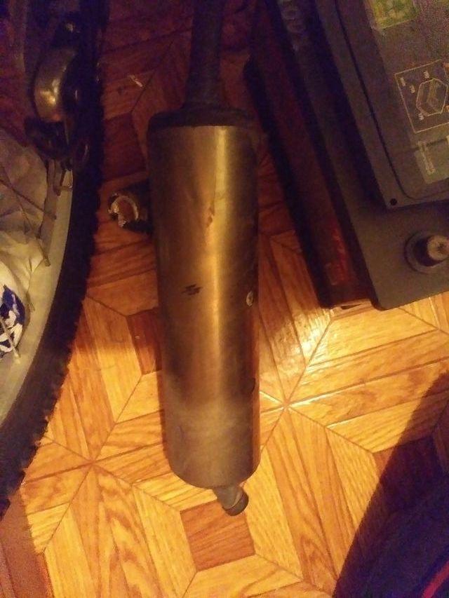 Tubo de escape original Tzr 50