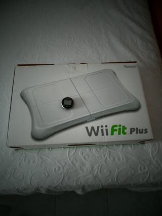 Wii Fit Tabla - Wii Fit Plus - Cuentapasos