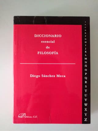 Diccionario esencial filosofia