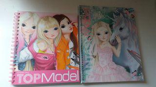 Libro de Top Model