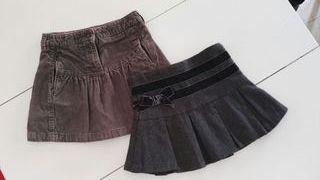 2 Minifaldas