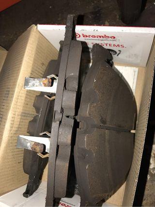 Pastillas de freno bmw 535d