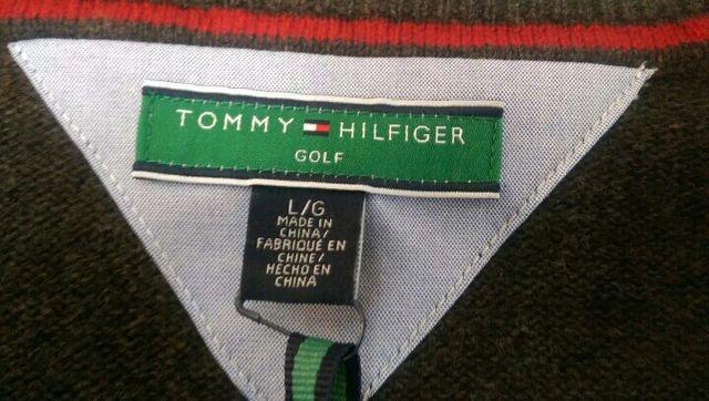 Tommy Hilfiger Golf sweater